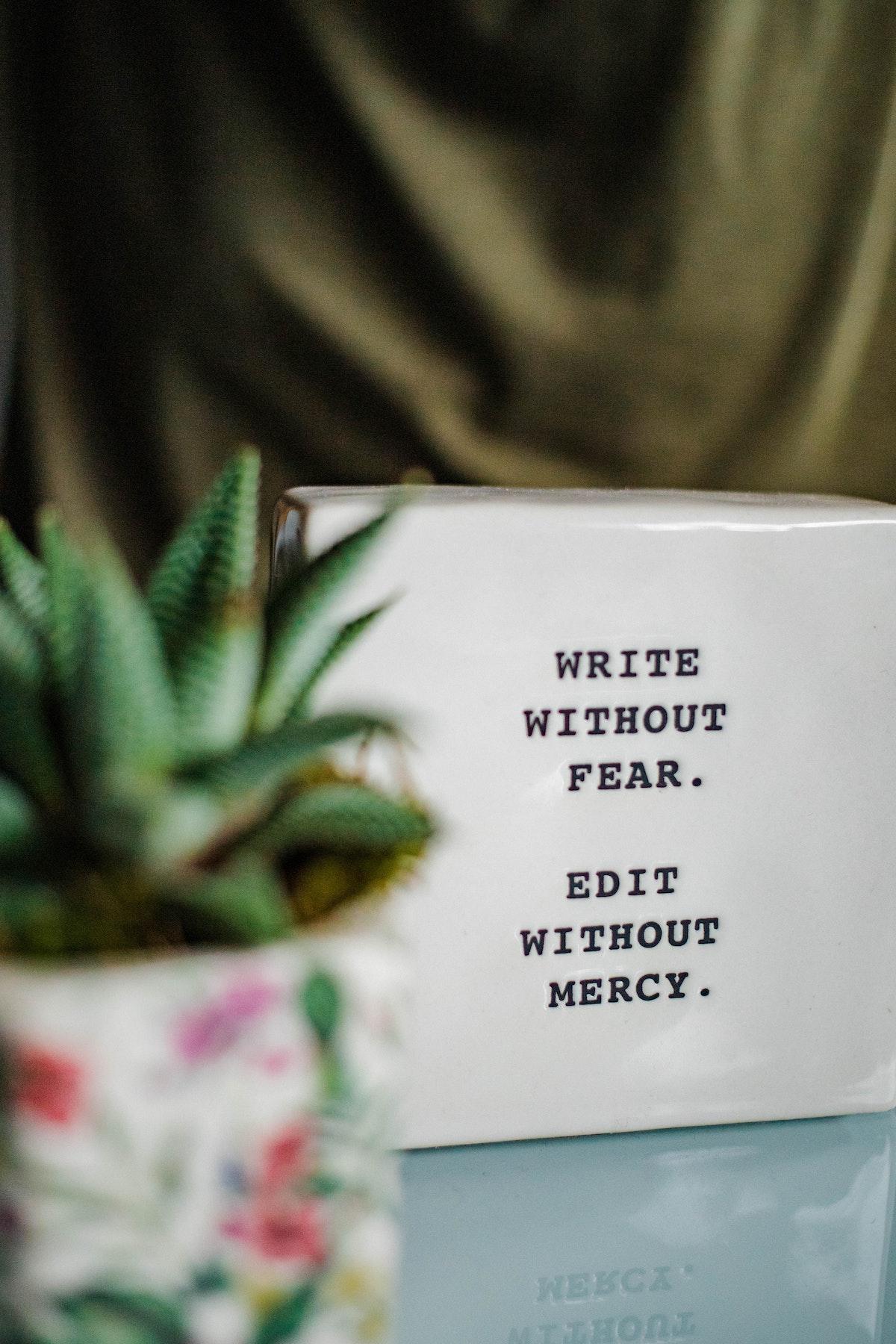 writer editor content