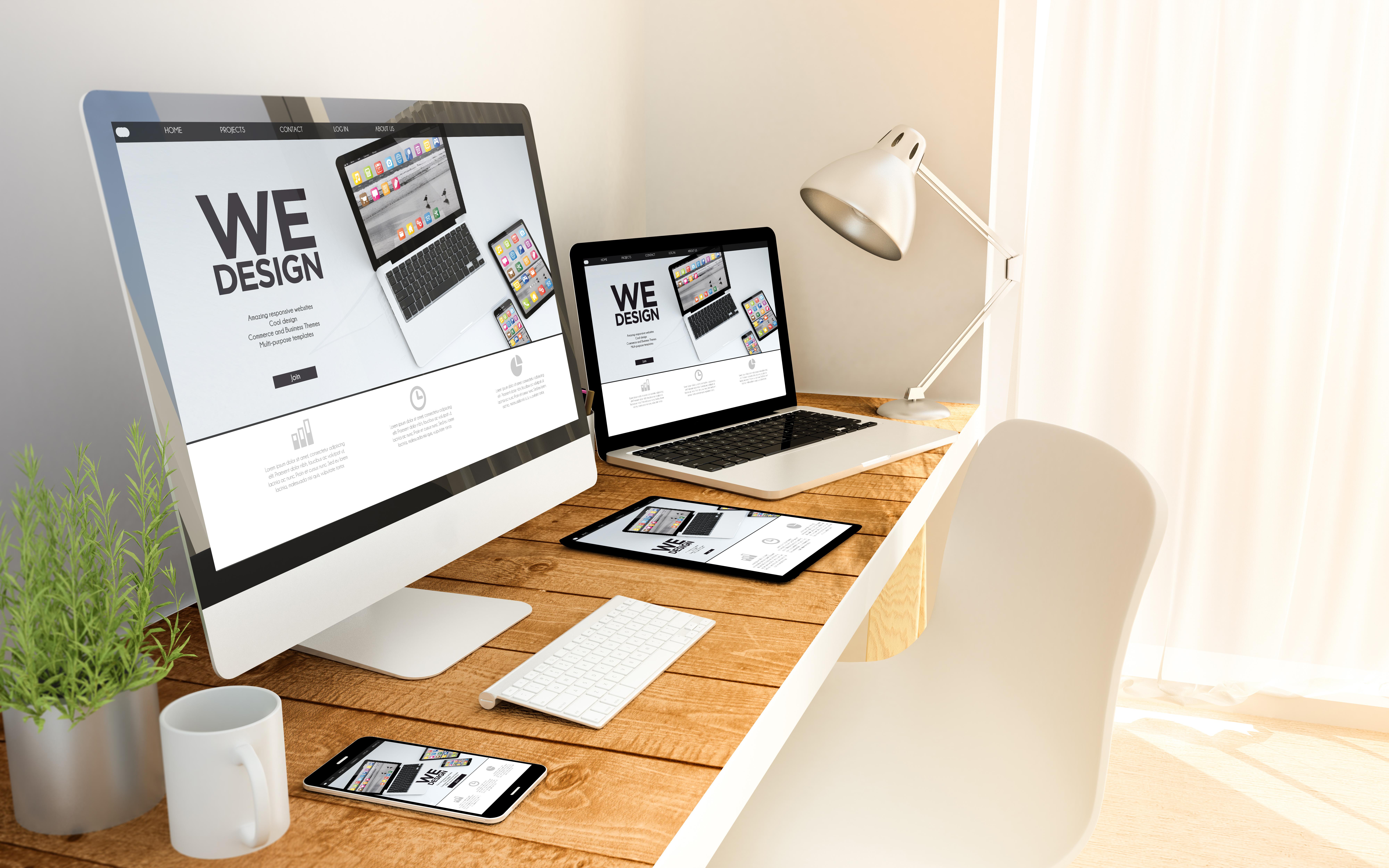 design for wellness businesses